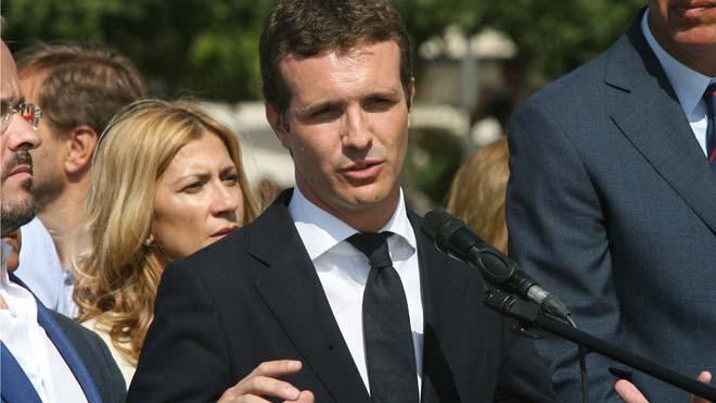 Casado insta a «rebutjar l'atac a l'Estat» iniciat des de Catalunya