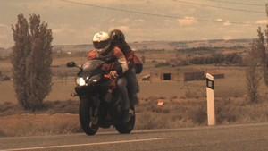 El motorista que ha sido cazado por los Mossos circulando a 188 km/h