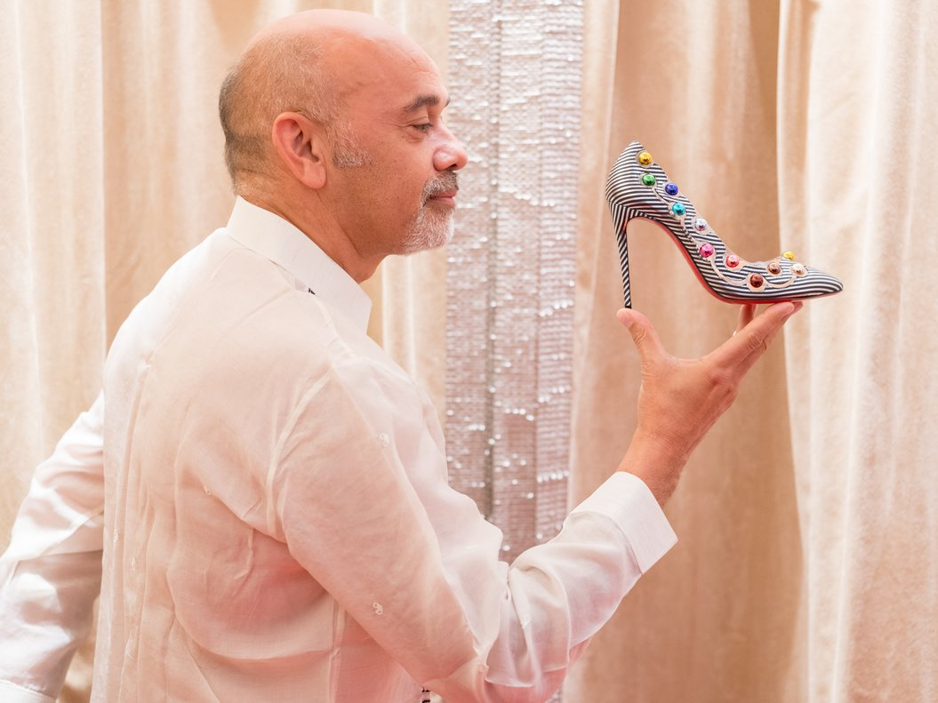 boutique louboutin a barcelone