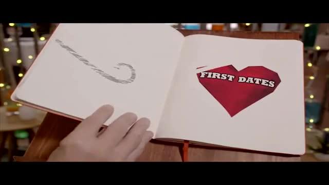 Vídeo promocional del segon aniversari del programa de Cuatro 'First dates'.