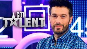 Dani Martínez substitueix Eva Isanta en la cinquena edició de 'Got talent'