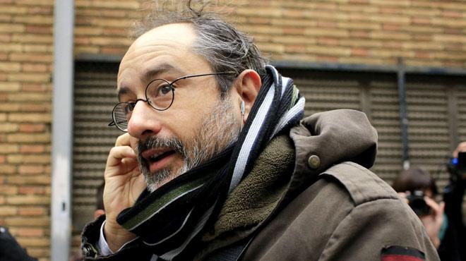 Declaraciones de Antonio Baños a la emisora de radio RAC1.