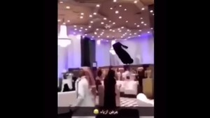 Drones en lugar de mujeres: el insólito desfile 'fantasma' para cumplir con el Ramadán