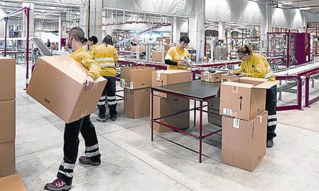 DESIGUAL La firma ha invertido 40 millones en Viladecans.