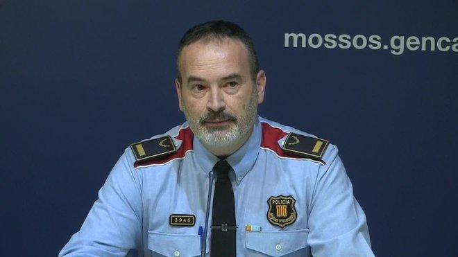 Según han informado los Mossos, el joven no tiene antecedemtes.