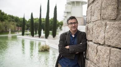 """Casares, director de la Beckett: """"El tejido vecinal de Sants es muy compacto y activo"""""""