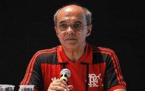 Bandeira de Mello, ex presidente de Flamengo.