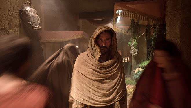 'Pablo, el apóstol de Cristo': teología y barbarie