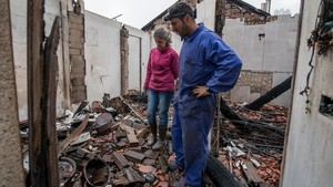 Gallecs a Catalunya: desolats pels focs i orgullosos de la seva gent