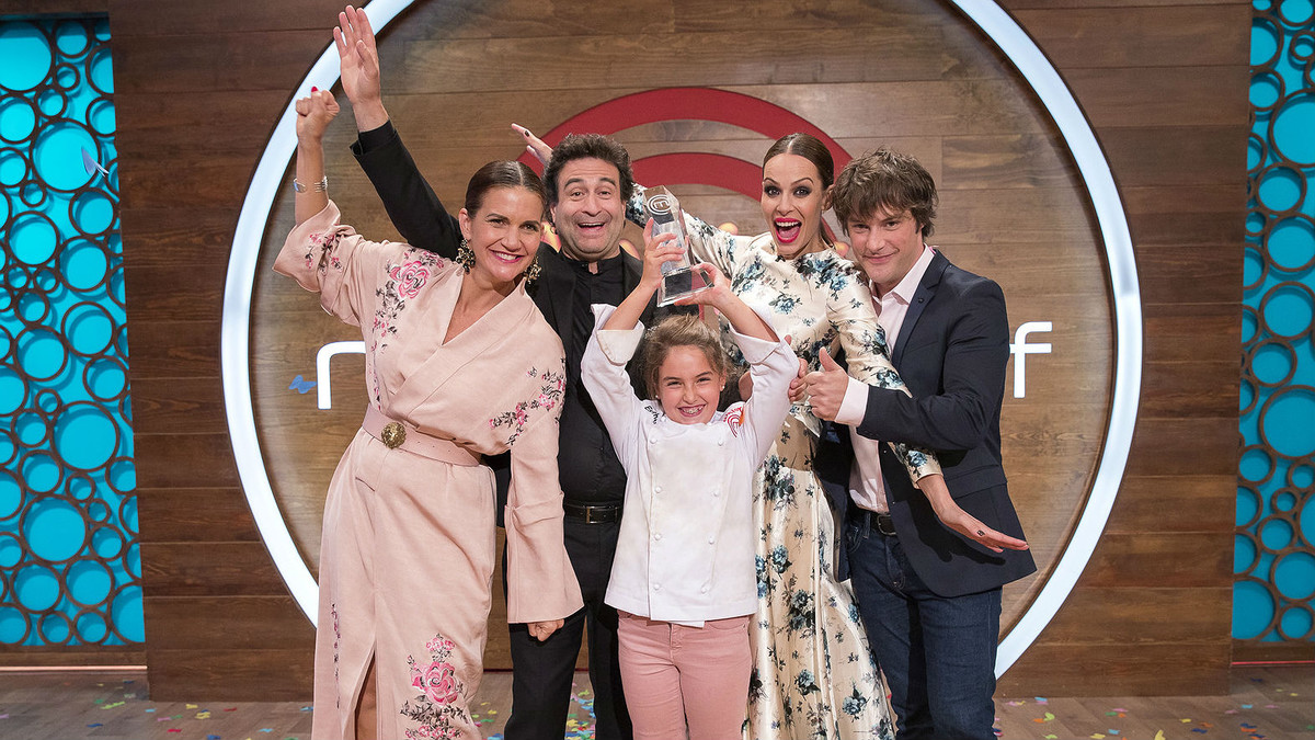 Esther enlluerna... i guanya 'Masterchef junior 5'