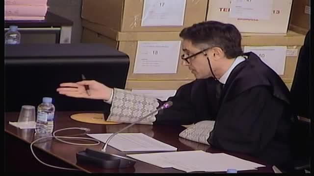 El fiscal del caso Palau, Emilio Sánchez-Ulled, argumenta que los delitos contra Osàcar no han prescrito.