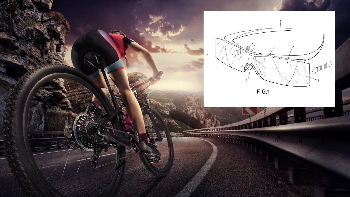 Gafas con efecto retrovisar para ir sin miedo por la carretera.