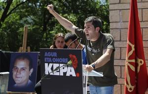 El juez permite el 'tiro al fatxa' y el homenaje a Kepa del Hoyo