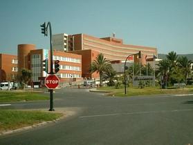 El Hospital Universitario Virgen de la Arrixaca deMurcia.