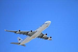 Imágenes de la cabina de un avión antes de estrellarse