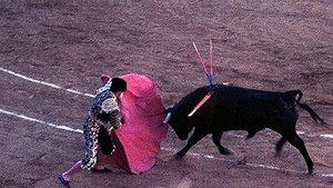 Imagen de archivo de una corrida de toros celebrada en Palma de Mallorca.