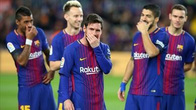 I Messi es va guardar els gols per al Bernabéu