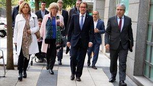 Los partidarios de la independencia de Catalunya pierden la mayoría en el Parlament