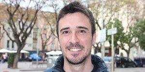 Juan Antonio Geraldes, cabeza de lista de Errejón en Barcelona.