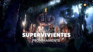 Los presentadores de 'Supervivientes 2020' en la nueva promo.