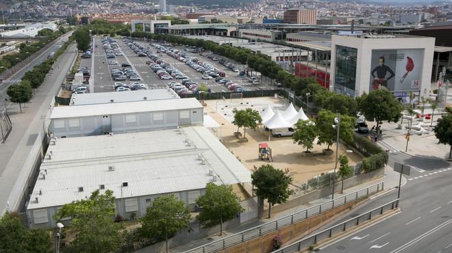 Colau pone trabas a la ampliación del centro comercial de La Maquinista