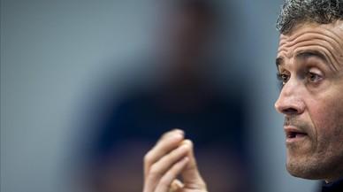 El madridismo recibe de uñas a Luis Enrique