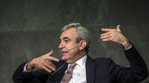 El eurodiputado por Ciudadanos Luis Garicano, en una imagen de archivo.