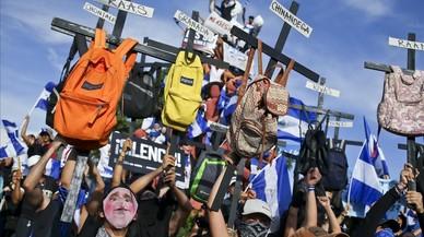 Al menos 15 muertos en dos días de protestas contra Ortega en Nicaragua