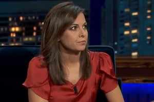 Mara Torres, en 'Late Motiv': «Le pediría a los poderes políticos que no metieran la mano en TVE»
