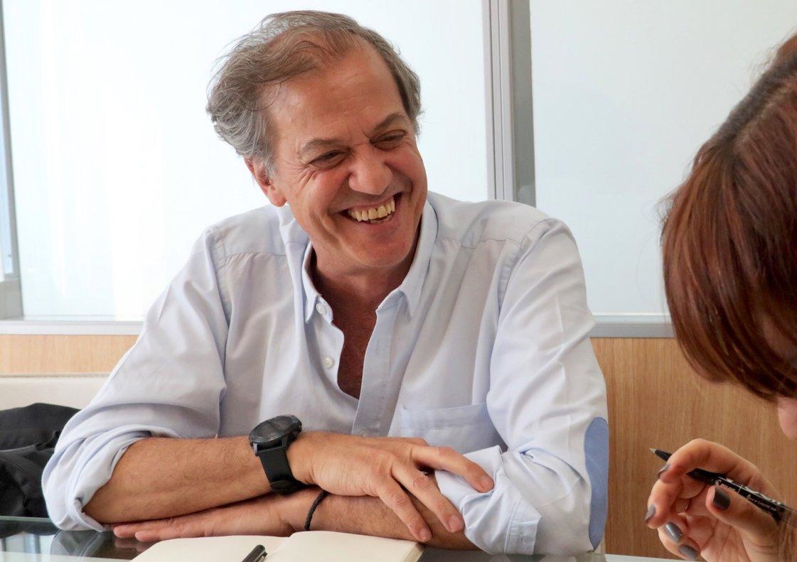 Martín Huete es el creador de Programa en Espiral y uno de los rostros más conocidos de la industria de gestión de activos en España.