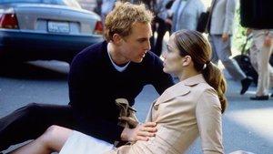Matthew McConaughey y Jennifer López, protagonistas de 'Planes de boda'.