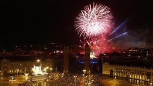Barcelona reforça el metro i el bus durant les festes de la Mercè