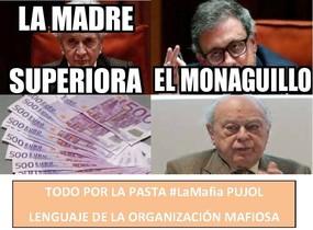"""Los memes sobre Marta Ferrusola, la """"madre superiora"""""""