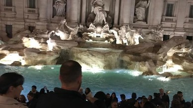 ¿'Turismofobia' en Barcelona? ¡Vengan al caos de Roma!