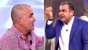 """Jorge Javier se revuelve contra Antonio Montero y su """"discurso de Vox"""": """"¡Este es un programa de rojos y maricones!"""""""