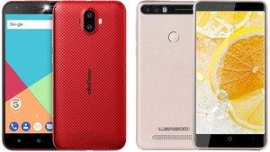 Ulefone S7 y Leagoo Kiicaa Power, dos de los móviles baratos más interesantes deAmazon.