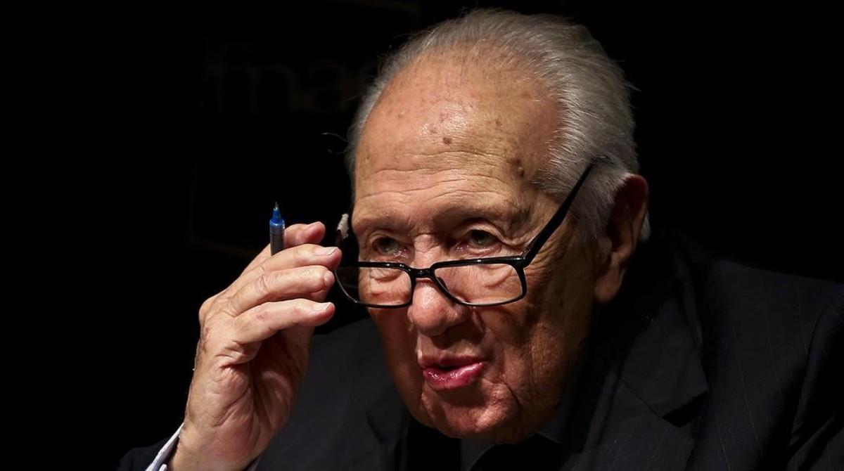 Muere el patriarca portugués, Mario Soares