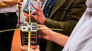Catalunya llançarà dos satèl·lits a l'espai el primer semestre del 2021