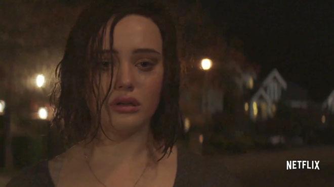 Netflix elimina la escena del suicidio de 'Por 13 razones'.