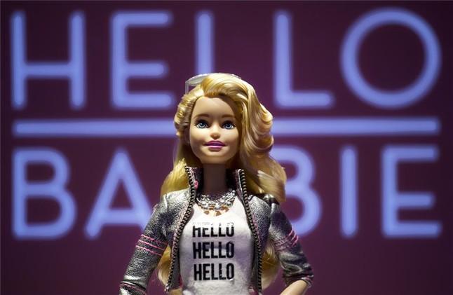 La nueva Barbie Hello.