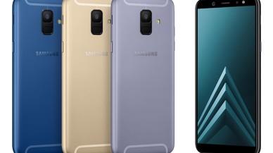 Samsung anuncia los modelos Galaxy A6 y A6+ con novedades en la cámara y nuevas funciones