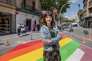 Núria Parlon, alcaldesa de Santa Coloma.