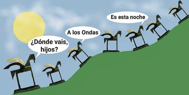 El humor gráfico de Juan Carlos Ortega del 14 de Noviembre del 2018