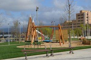 Parque del Sot d'en Barriques de Parets del Vallès.