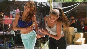 Un fotograma de 'Carmen y Lola', de Arantxa Echevarría.