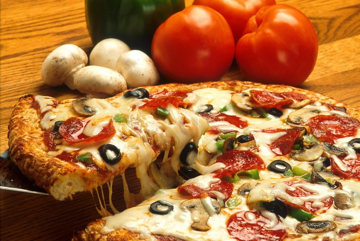 Piden pizza desde Nigeria a Londres y se la llevan en aviones de British Airways
