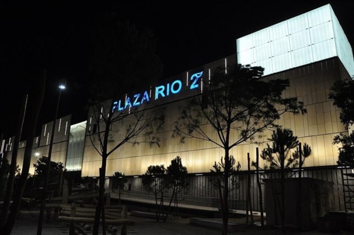 El centro comercial Plaza Río 2 abre sus puertas este viernes.
