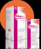 El medicamento Dalsy, destinado a los niños, está basado en el ibuprofeno.