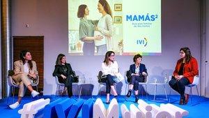 Presentación de la guía 'Mamás2'