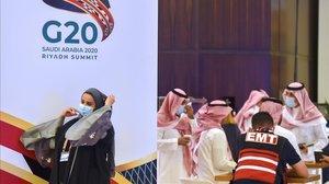 La cimera del G-20 de l'Aràbia Saudita serà l'última de l''era Trump'
